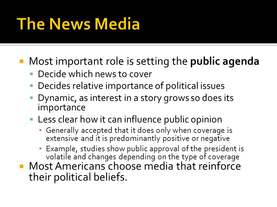 How the media's coverage of political polarization affects voter attitudes