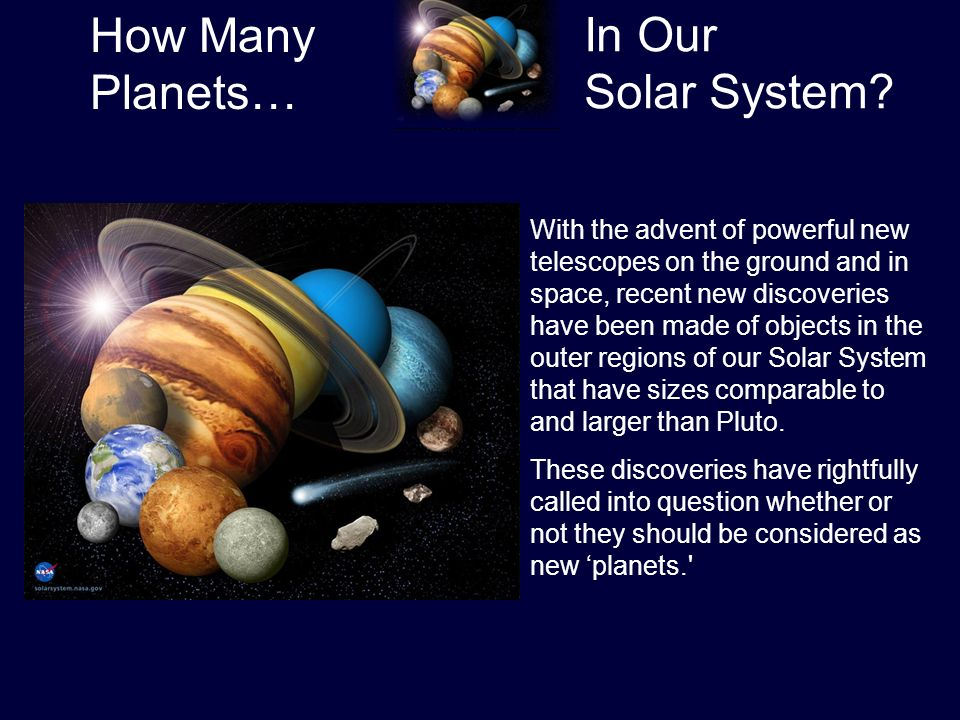 With the advent of powerful new telescopes on the ground for What is outer space made of