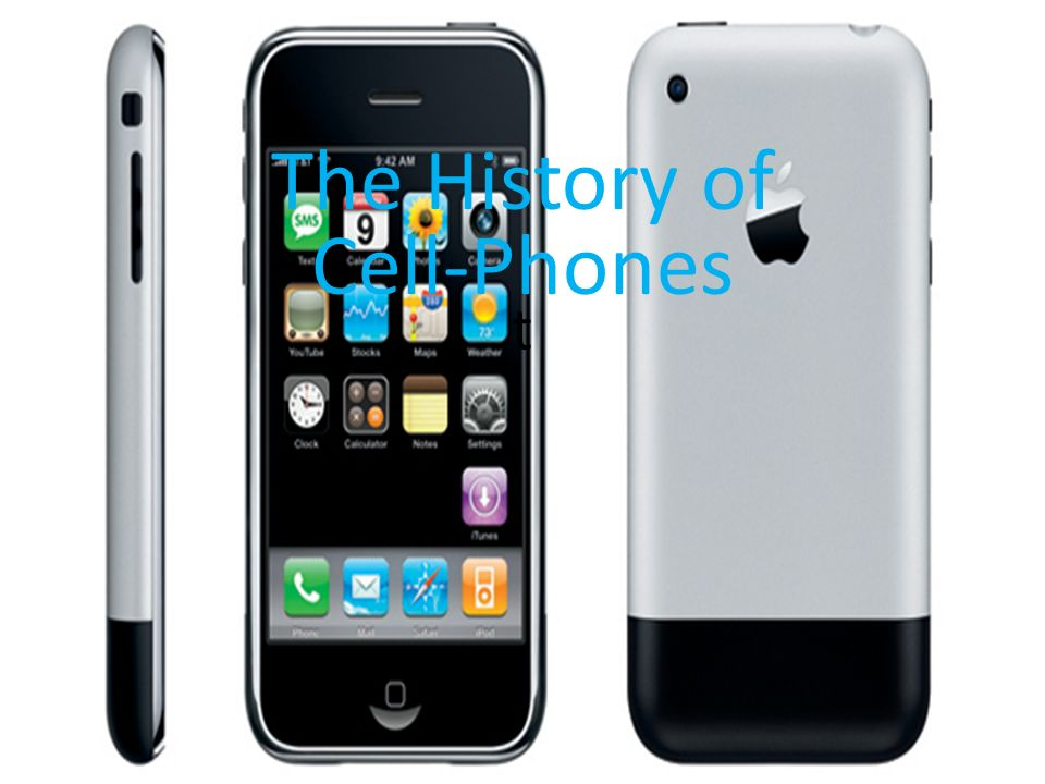 history of cell phones Timetoast's free timeline maker lets you create timelines online make  educational timelines or create a timeline for your company website how to  make a.