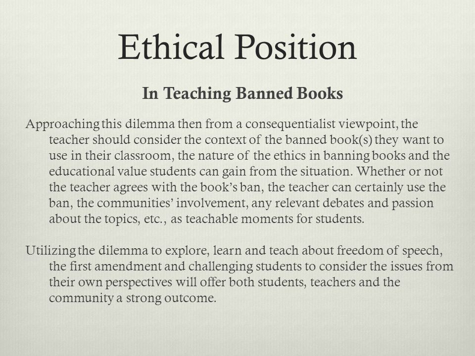 analysis an ethical dilemma chapter 6 View essay - ethical dilemma & case study chapter 6 from mgt 102 at northeast iowa community college principles of management group assignment chapter 6 valleen woltzen apply your skills: ethical.