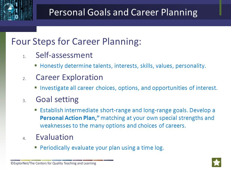 personal goals and objectives Examples of goals & objectives in coordinate with other managers to develop goals and plans for personal examples of goals & objectives in.