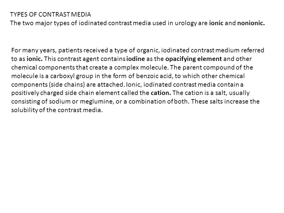 Contrast review ppt download Types of contrast