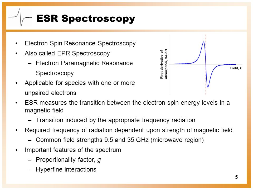 Electron Spin Resonance Dating