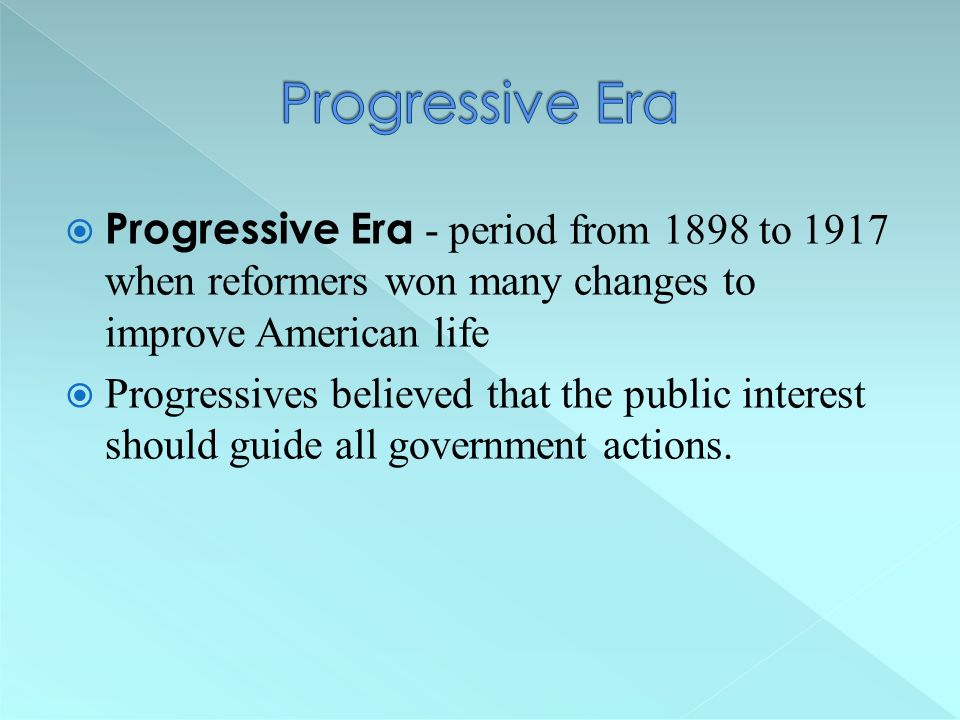 progressive era reformers The progressive era evaluate the effectiveness of progressive era reformers and the federal government in bringing about reform at the national level in your answer be sure to analyze the successes and limitations of these efforts in the period of 1900-1920.