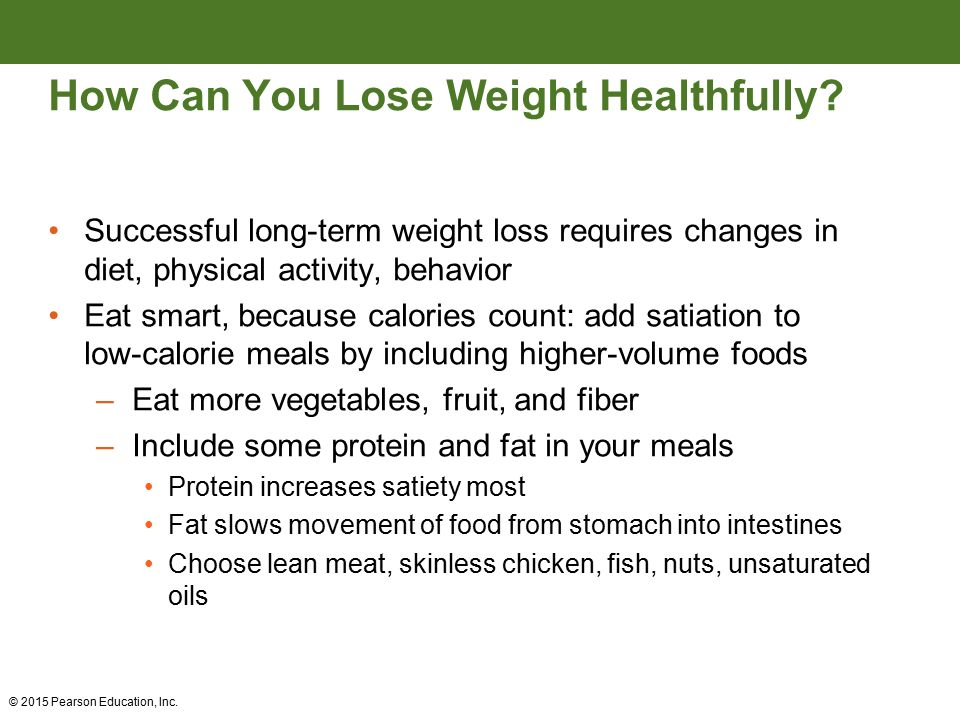 Weight management and energy balance ppt video online download how can you lose weight healthfully ccuart Choice Image