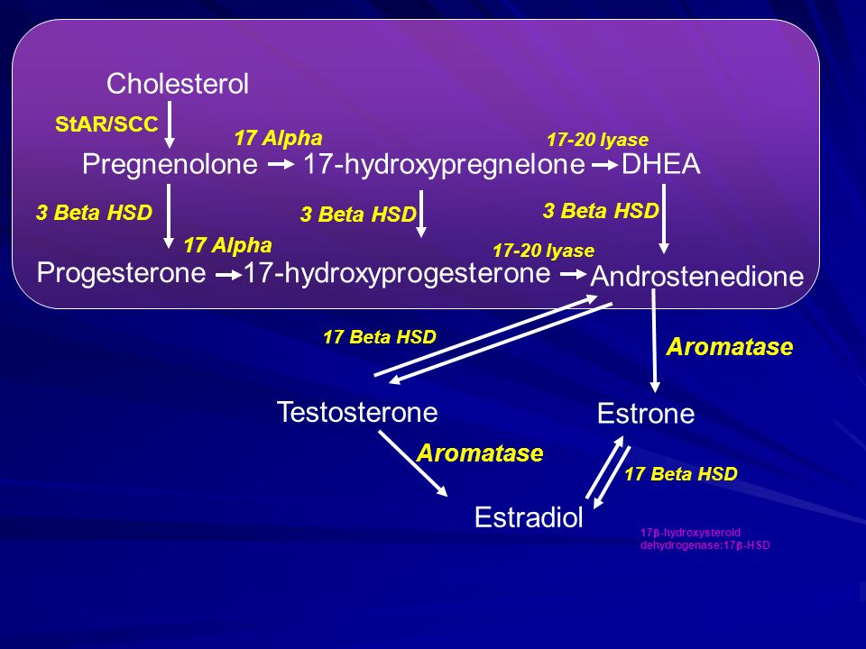 17-beta hydroxysteroid dehydrogenase 3 deficiency treatment
