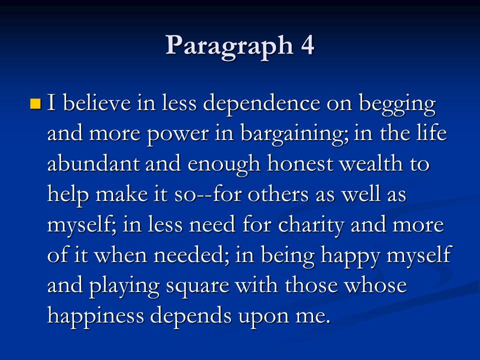 Paragraph 4