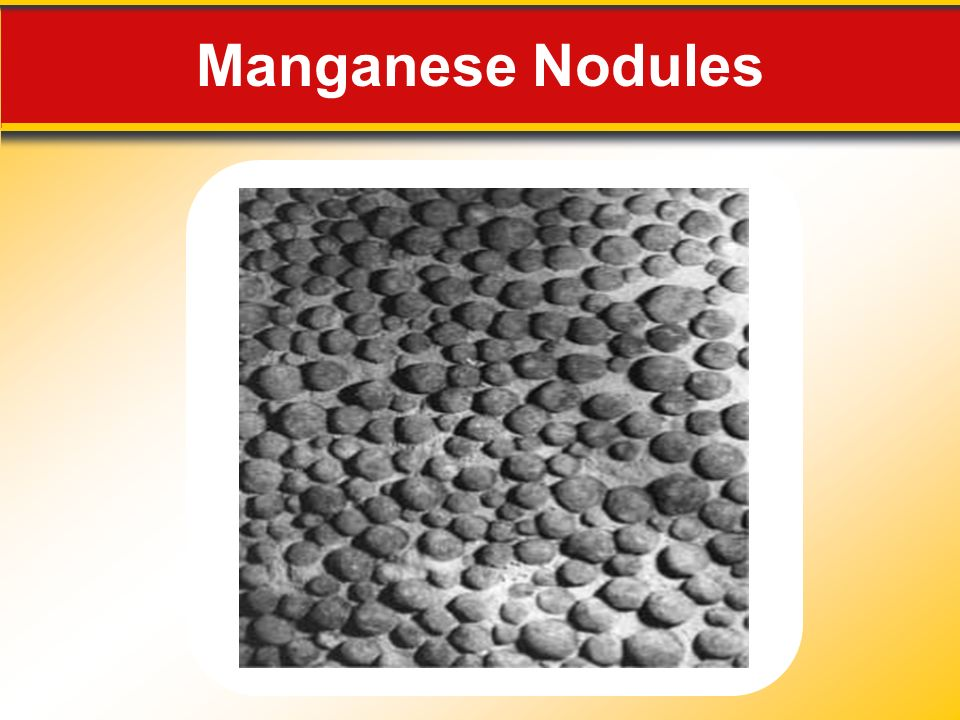 Manganese Nodules Makes no sense without caption in book
