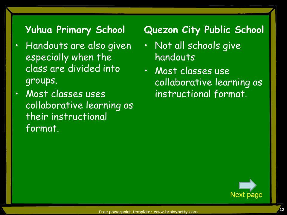 Philippine public school setting ppt video online download 12 free powerpoint toneelgroepblik Gallery