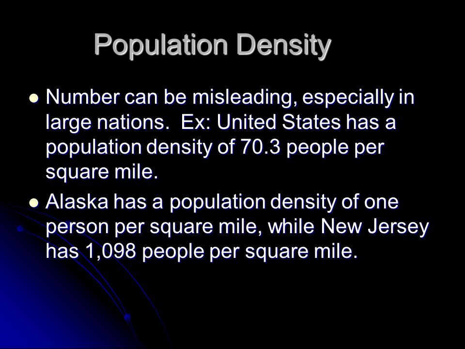 Population Growth, Distribution, and Density - ppt video ...