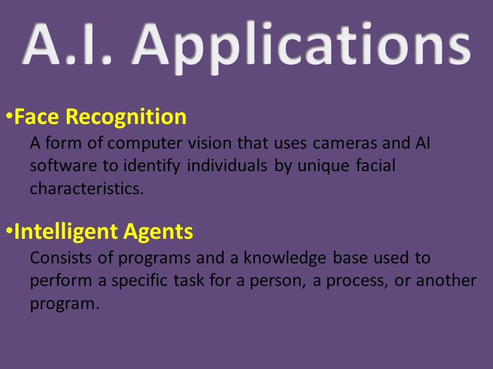intelligent agents characteristics Introduction to intelligent agents jacques robin outline what are intelligent agents characteristics of artificial intelligence applications and sub-fields of.