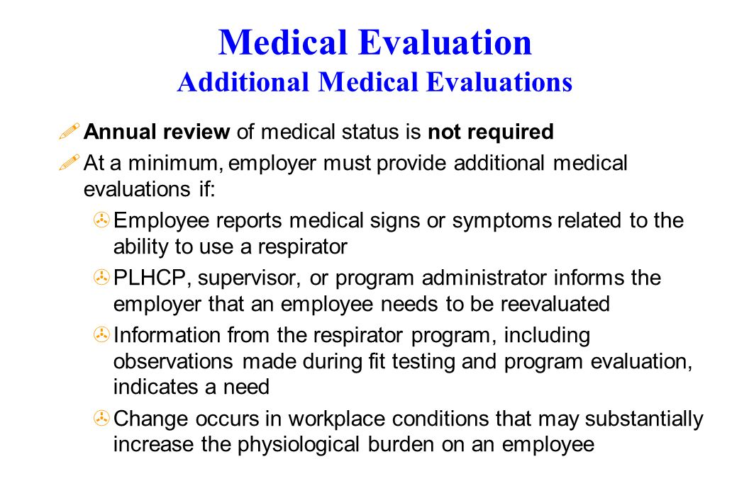 MedicalEvaluationAdditionalMedicalEvaluationsJpg