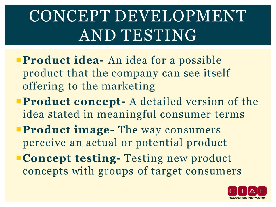 Key terms new product development ppt video online for Consumer product design companies
