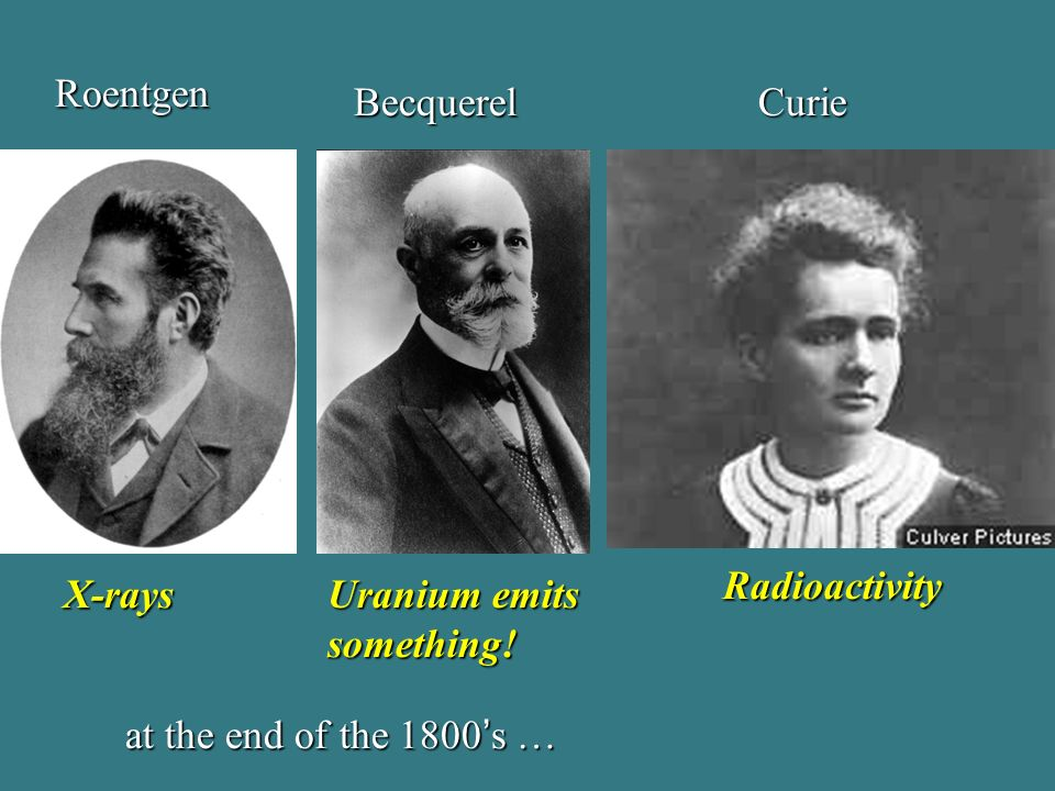 discovery of radiation and radioactivity (also used in 1789 in the discovery of uranium) marie and pierre discovered not only polonium, but also radium, through their work with pitchblende in 1903, marie curie and her husband won the nobel prize in physics for their work on radioactivity she was the first woman ever to receive a nobel prize.