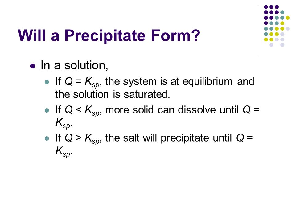 Chapter 17 Additional Aspects of Aqueous Equilibria - ppt video ...