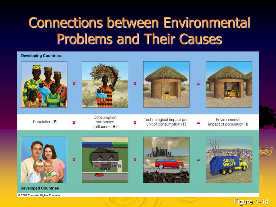 environmental problems their causes and sustainability Chapter summary: chapter 1 environmental problems, their causes, and sustainability 11 what are the three principles of sustainability environmental science is an interdisciplinary study of how.