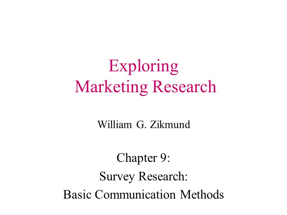 research on the relationship among market Relationships among experiential marketing, experiential value  concept in the marketing field, about which little research has been conducted,.