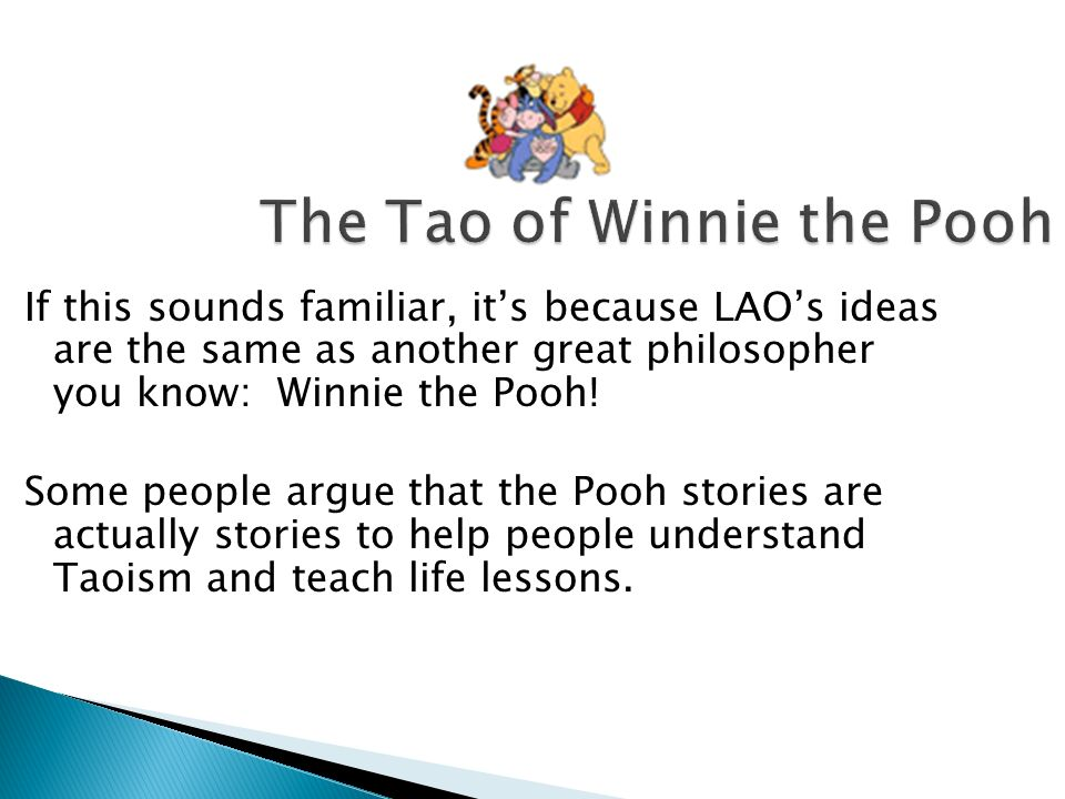 life lessons in taoist stories Videos real life stories in this video series, people share their experience of how life, disability or long-term care insurance made a difference when they needed it most donate start planning videos  help support life lessons scholarships.