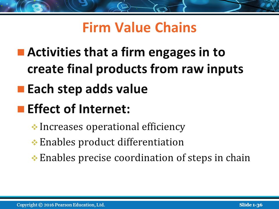 copyright © pearson education ppt video online  36 firm