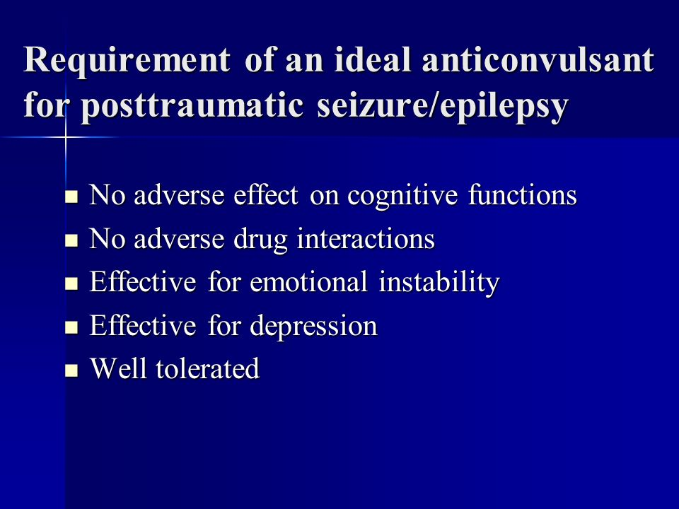 depression in epilepsy relationship to seizures and anticonvulsant therapy