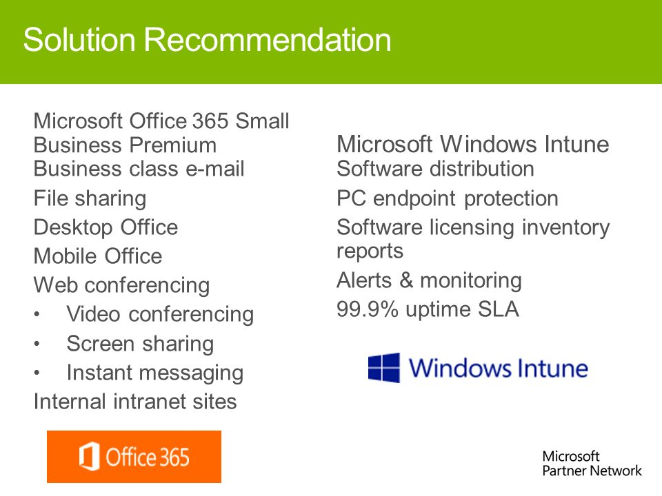 Microsoft office 365 proposal presentation ppt video online download - Office messaging software ...
