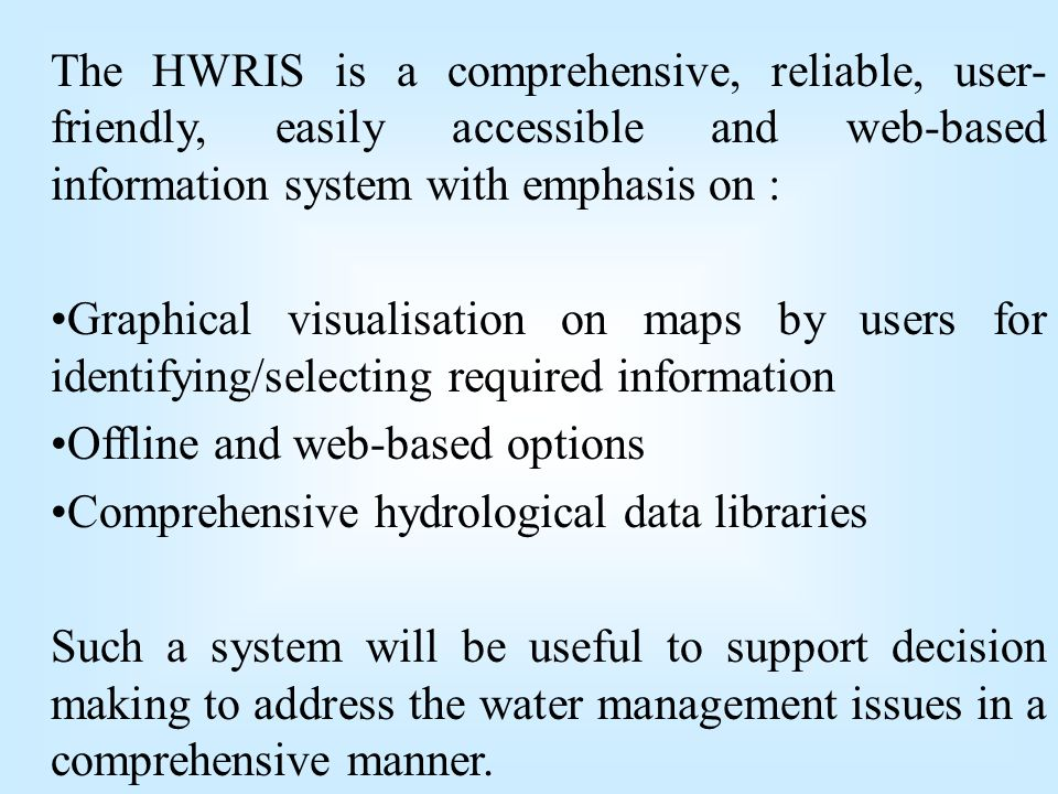 IRMS - (Information Request Management System)