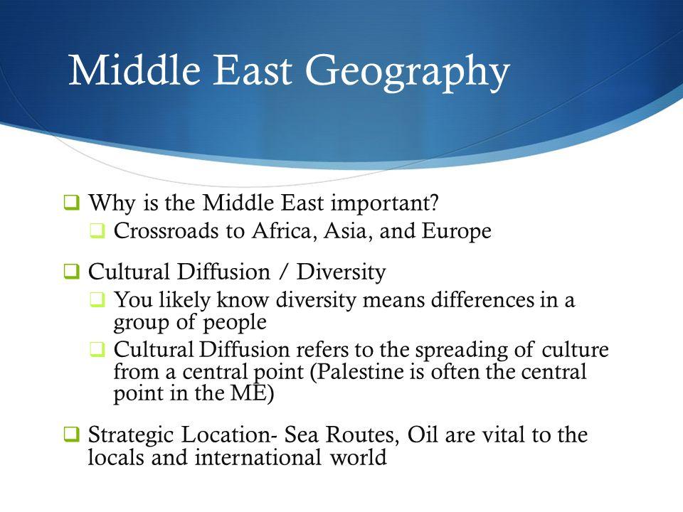 Cultural Diffusion Essay