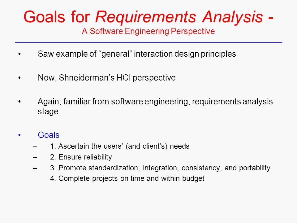 system analysis in software engineering pdf