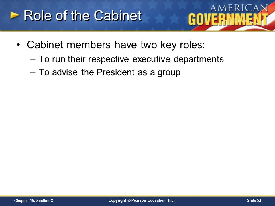Chapter 15: Government at Work: The Bureaucracy Section 1 - ppt ...