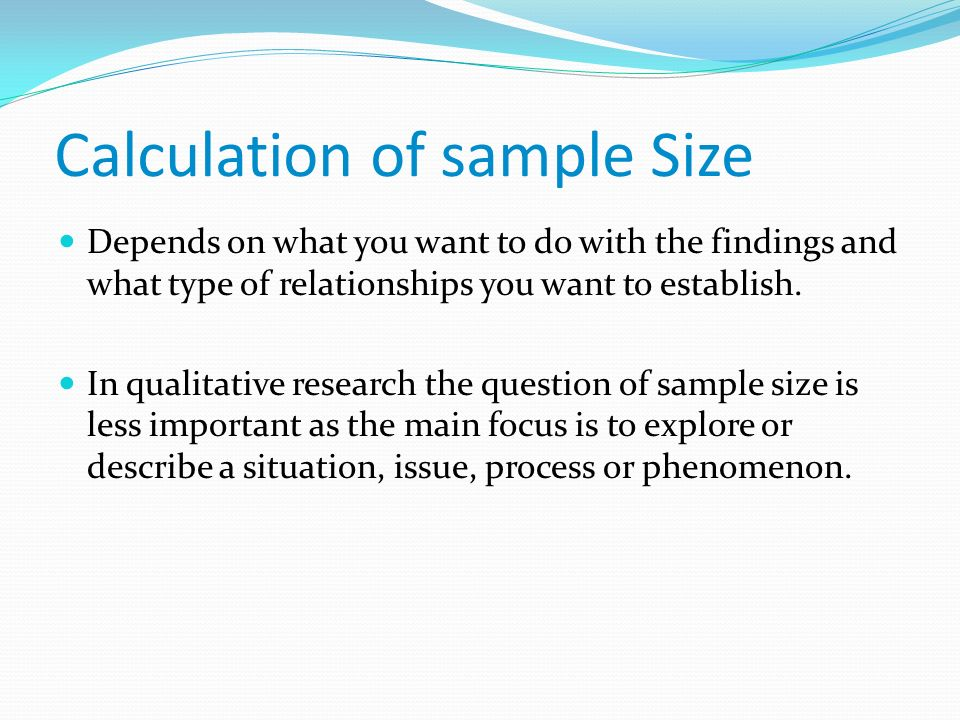 Chapter 9 SELECTING A SAMPLE - ppt download
