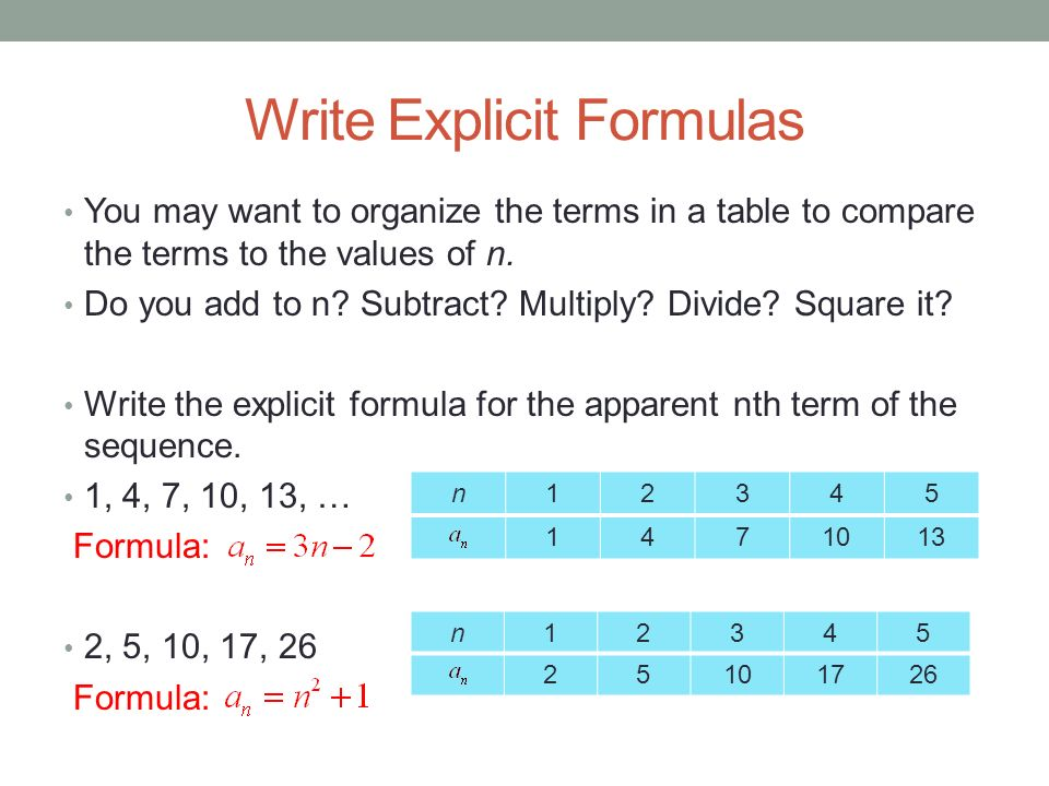how to write permutation formula in powerpoint