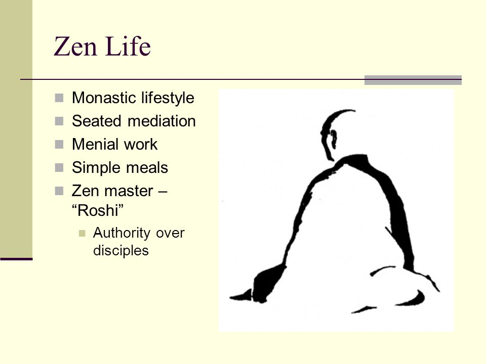 Tibetan tantra buddhism or vajrayana buddhism ppt for Zen simple living