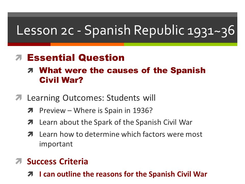 Important Questions In Spanish