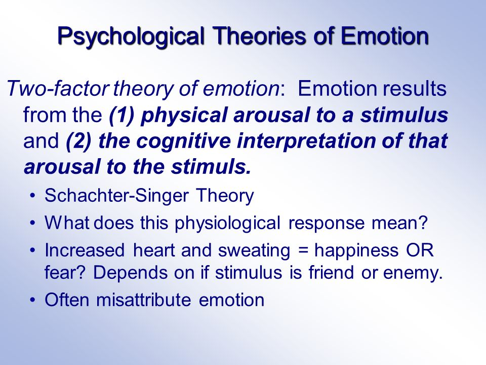 Motivation and Emotion - ppt download