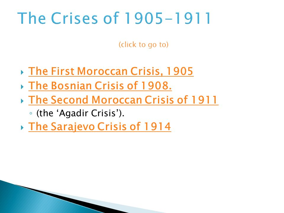 How was the second moroccan crisis resolved — photo 2