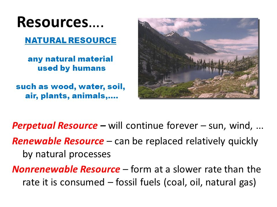 Chapter 1 introduction to environmental science ppt for Soil as a resource introduction