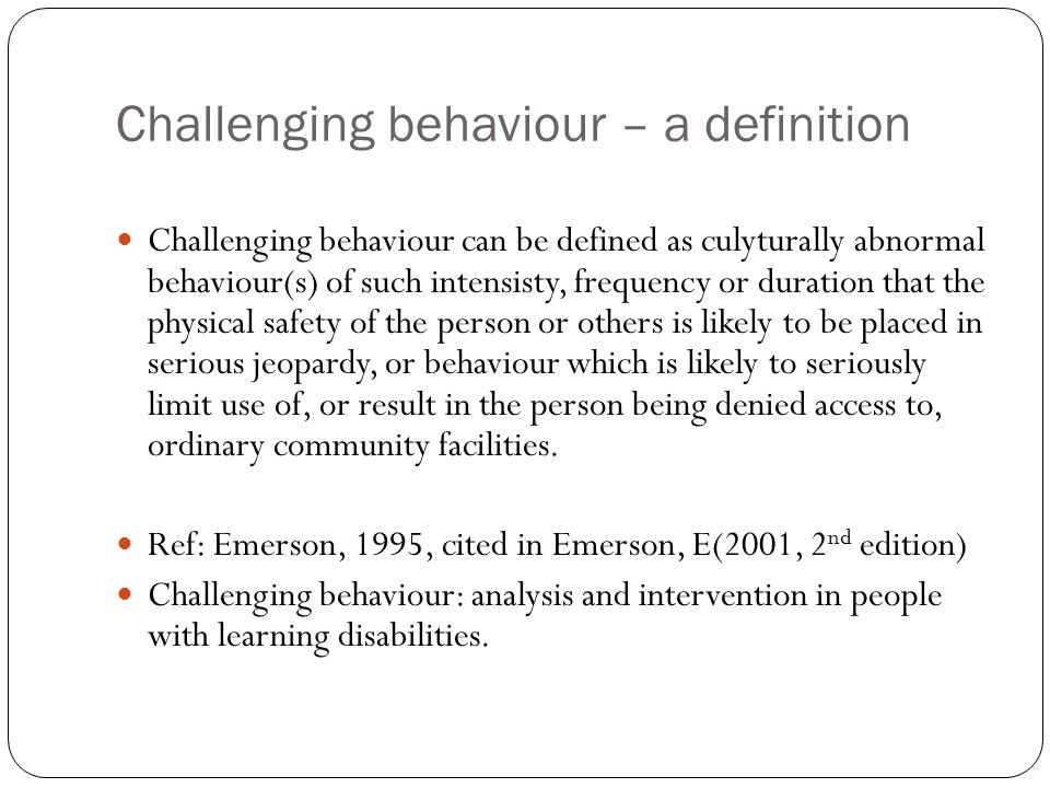 reflective account challenging behaviour Reflective practice can help us understand our own intentions, values and visions and support us to work in a challenging field where our ethics and morals may be tested, where power relations may be decidedly unequal, and where we may be working in emotionally and physically demanding environments.