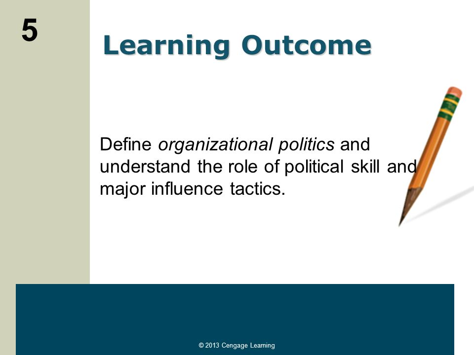 roles of power and politics in organization development Focus each time on the strategic benefit to your organization and work with  others for  corporate politics is one way in which power is expressed and used   depending on their own role, their training and their knowledge: 'where you  stand  professional development program for 7 years, helping many  practitioners to.