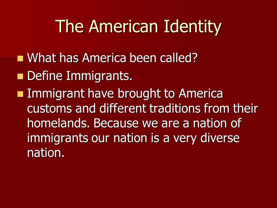 "a description of america as a nation of immigrants A nation of nations by tom gjelten - ""an incisive look at immigration, assimilation , and national identity"" (kirkus reviews)  a great american immigration story."