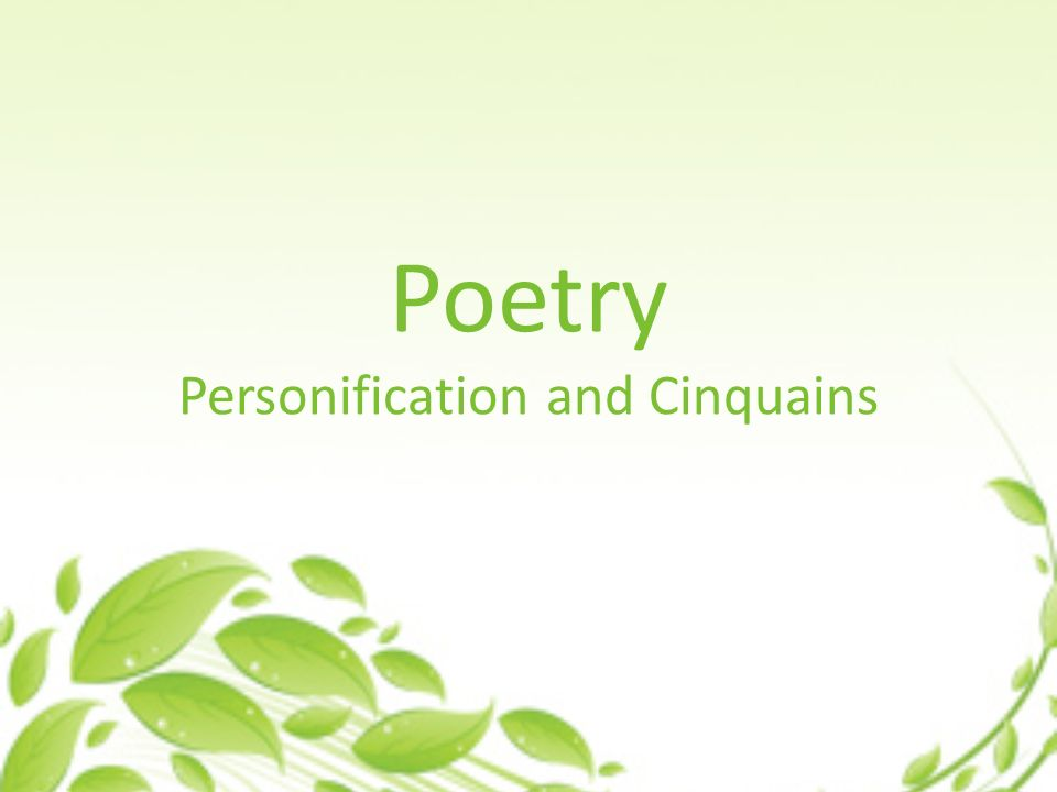 Personification persuasive essays for middle school