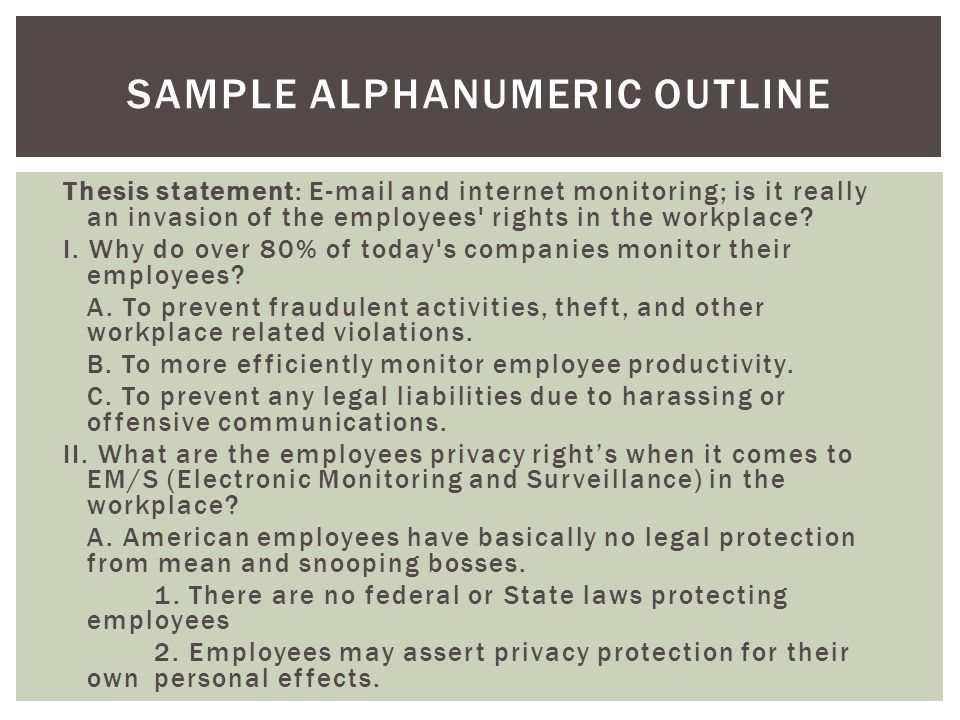 """SHRM Workplace Privacy Poll"""