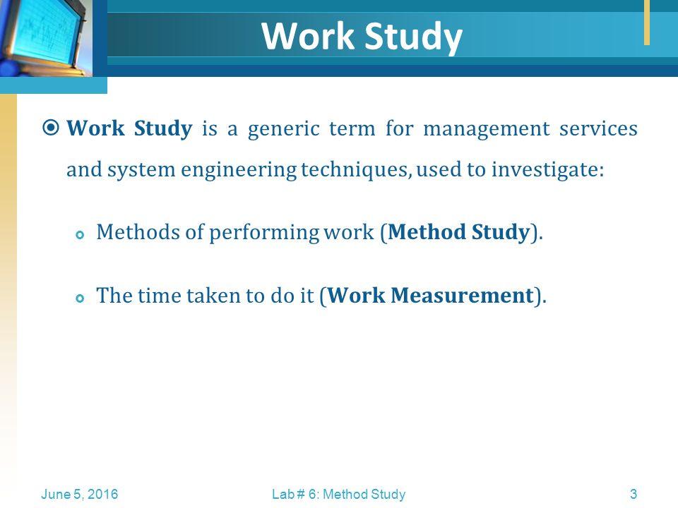Methods engineering - Wikipedia