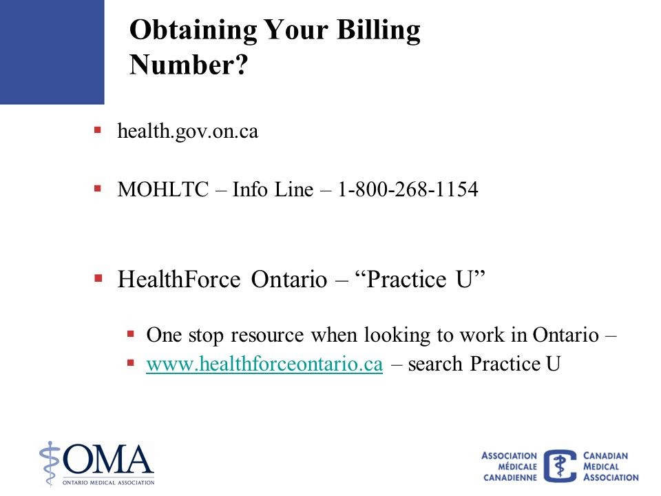 how to become an ohip billing agent