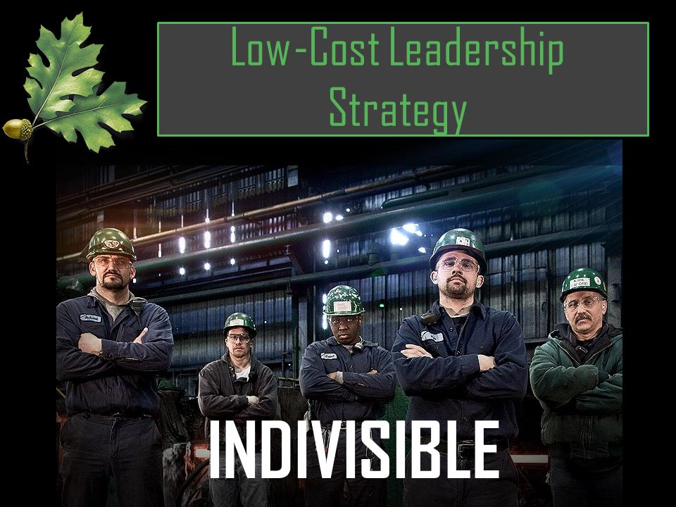 nucor competitive strategy This is a strategic planning case presentation for nucor corporation if you would like us to perform a strategic planning analysis for your company, please f.