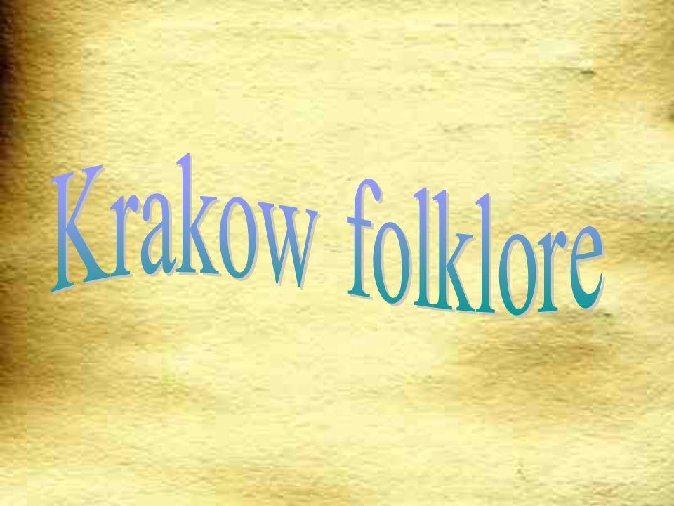 Krakow folklore