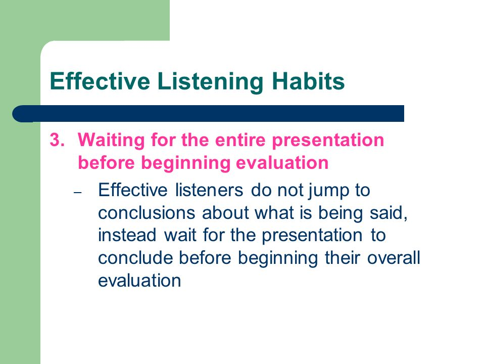 effective listening and presenting business 1 introduction achieving success in workplace is closely associated with the ability to communicate effectively, both in workplace and with outsiders unl.