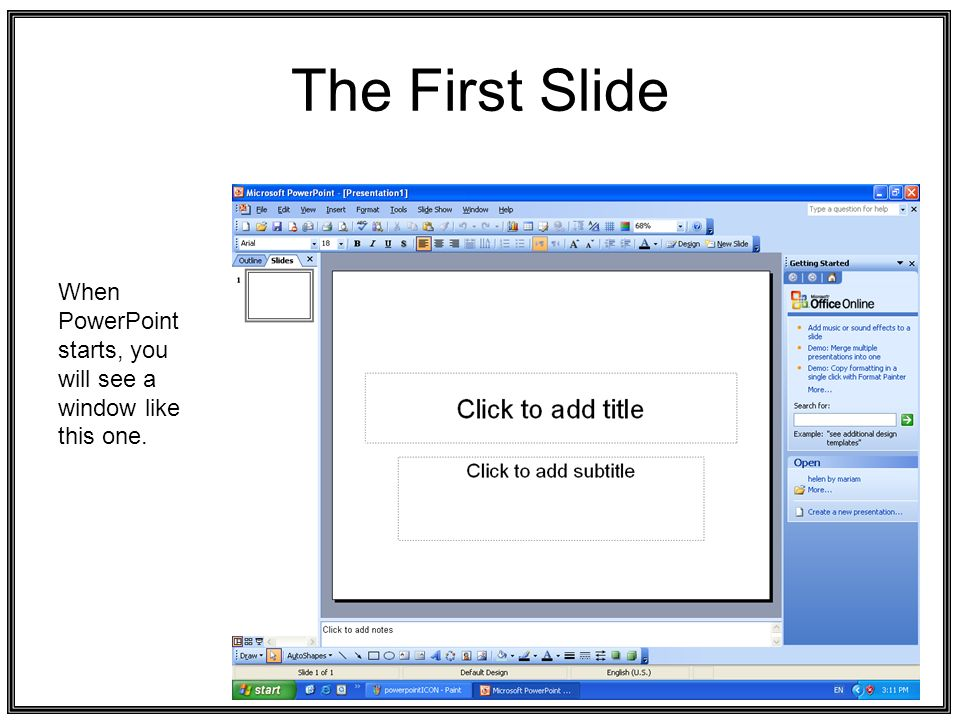 how to continualy play a powerpoint