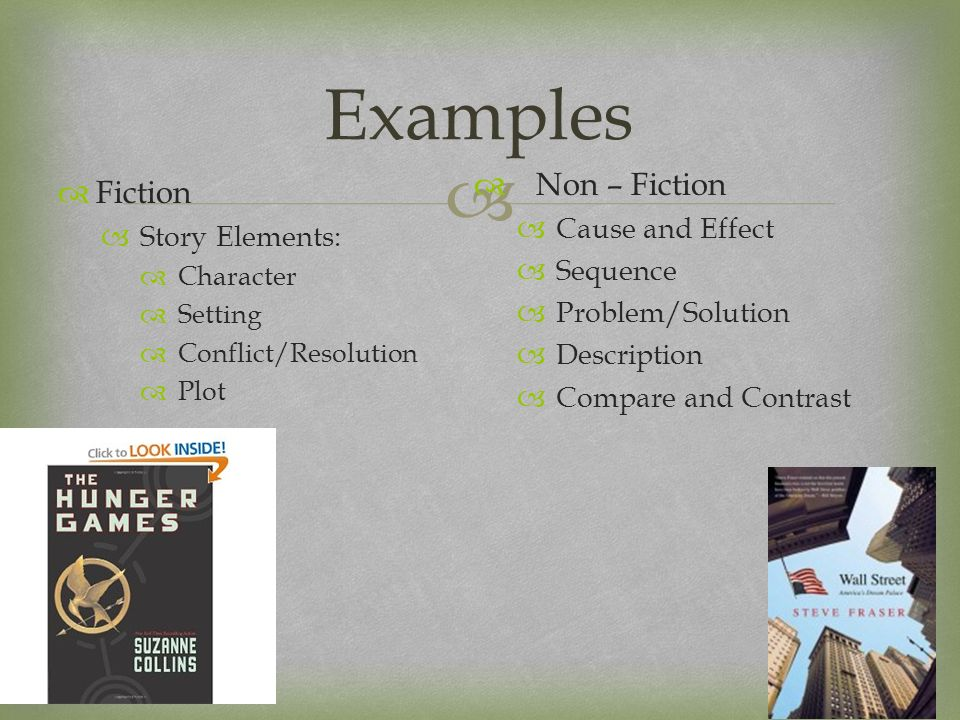 refers to the ways that authors organize information in