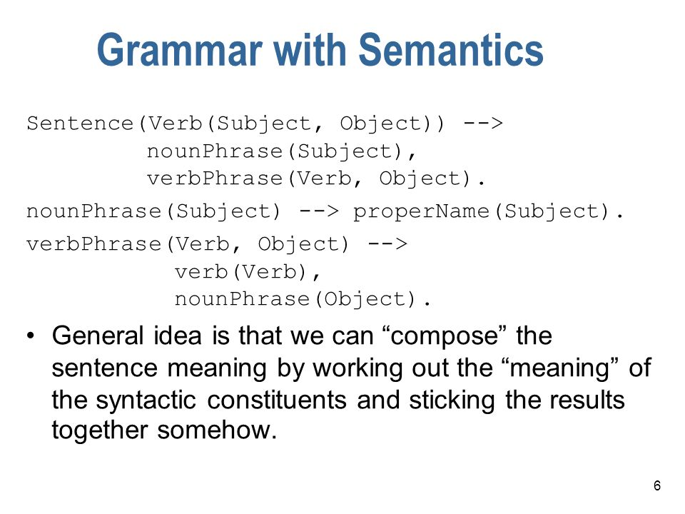 sentence meaning in semantics pdf