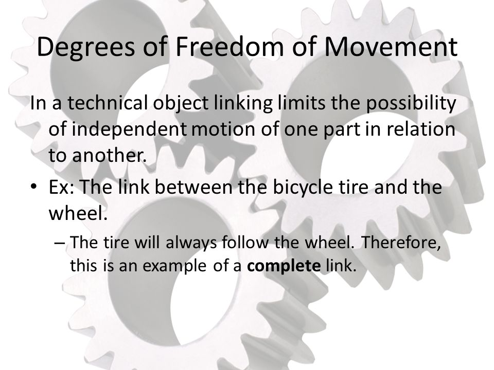 the degrees and limits to human freedom Human upper limb, excluding the hand have seven degrees of freedom here are those 7 degrees of freedom three of these degrees of freedom are in shoulder, one in elbow and again three in wrist.
